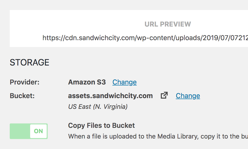 WP Offload Media (formerly WP Offload S3): An Amazon S3, Digital